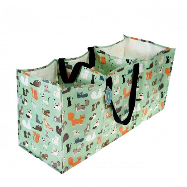 """Recycling-Tasche """"Nine Lives"""" von Rex LONDON"""