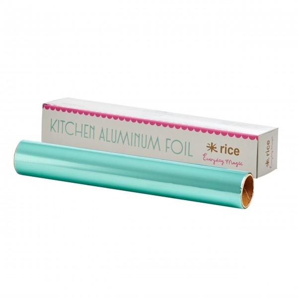 Grüne Aluminiumfolie von rice