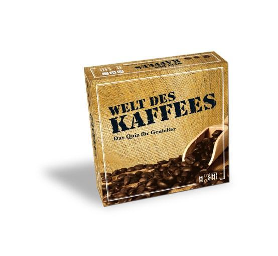 Gesellschaftspiel Welt des Kaffees von HUCH!