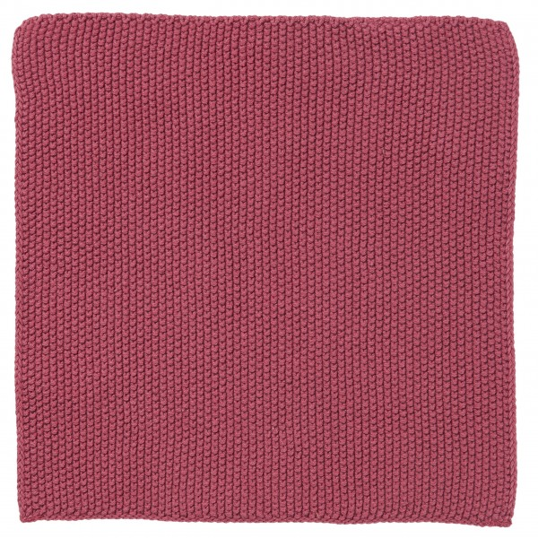 "Ib Laursen Mynte - Spüllappen ""Knitt"" (Blackberry Parfait)"