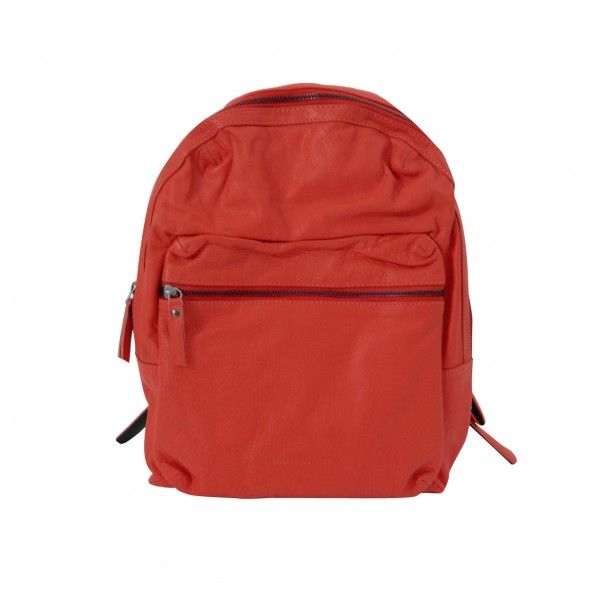 """Sticks and Stones Rucksack """"Brooklyn"""" (Red)"""