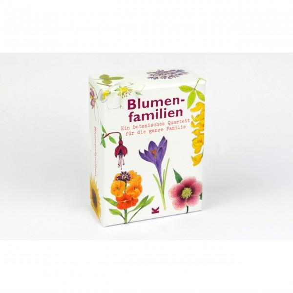 """Laurence King Quartett """"Blumenfamilien"""""""