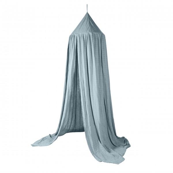 Betthimmel aus Baumwolle (Blau) von sebra