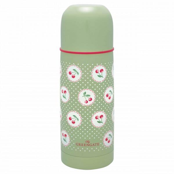 """Kleine Thermosflasche im """"Cherry Berry"""" Look von GreenGate"""