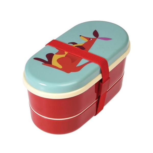 Retro-Lunchbox für Kids
