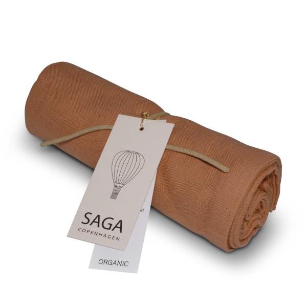 Windeltuch (Almond) von SAGA Copenhagen