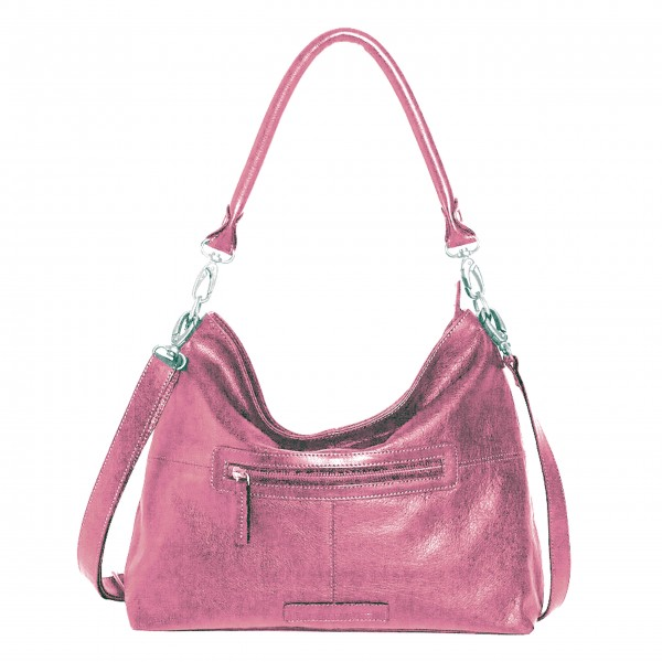 "Sticks and Stones ""Paris Bag Washed"" (Cherry Red)"