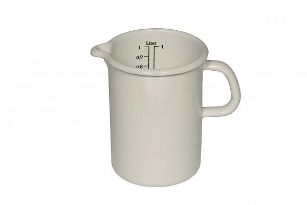 Riess Küchenmaß 1/2L (Weiß)