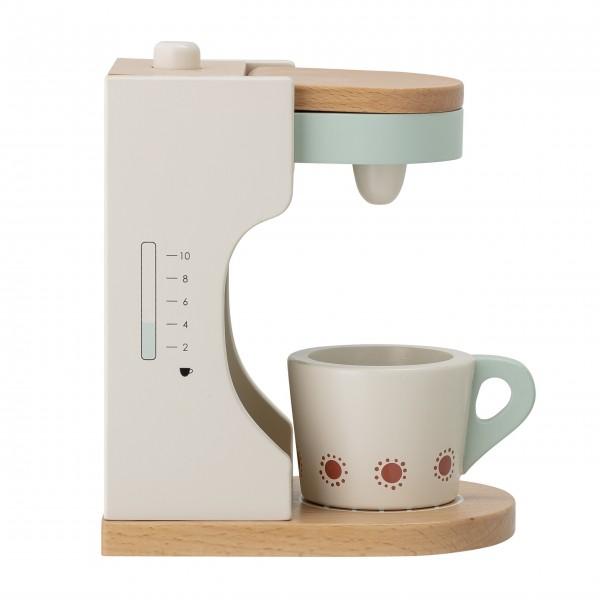Niedliche Kaffeemaschine von Bloomingville für die Kinderküche