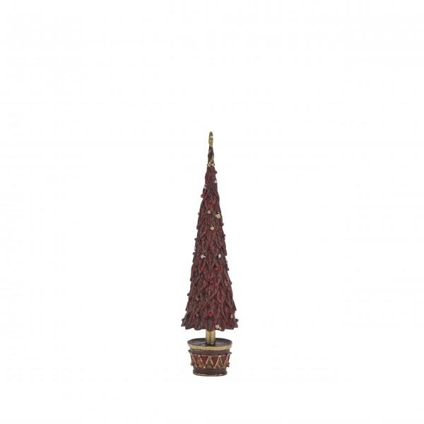 Weihnachtsbaum (Rot) von Bahne