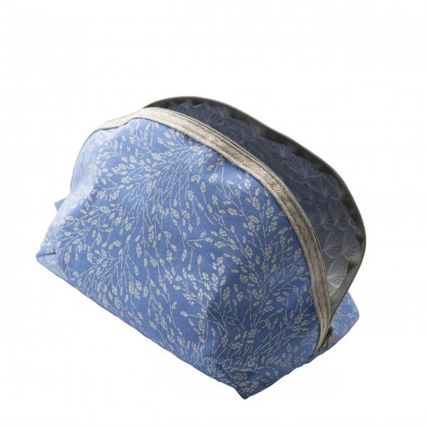 AU Maison Luna Bag-Meadows-French Blue/Grey