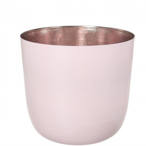 "Gift Company Windlicht ""Madras"" L (Blush/rosé)"