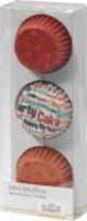 """Birkmann Mini-Muffin Papierförmchen """"Happy Birthday"""" (Gelb/orange)"""
