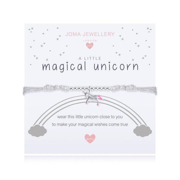 "Armband ""a little -  Magical Unicorn"" von Joma Jewellery"