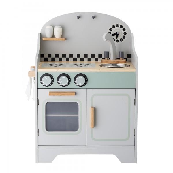 Bloomingville Kinderküchenzeile aus Holz (Grau)