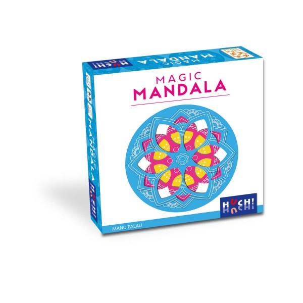 """Spiel """"Magic Mandala"""" von HUCH!"""