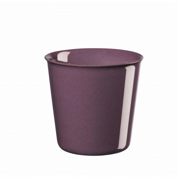 """ASA Becher """"Lungo"""" - 250 ml (Lila)"""