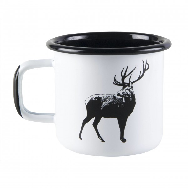 """Muurla Emaille Becher """"Nordic-Deer"""""""