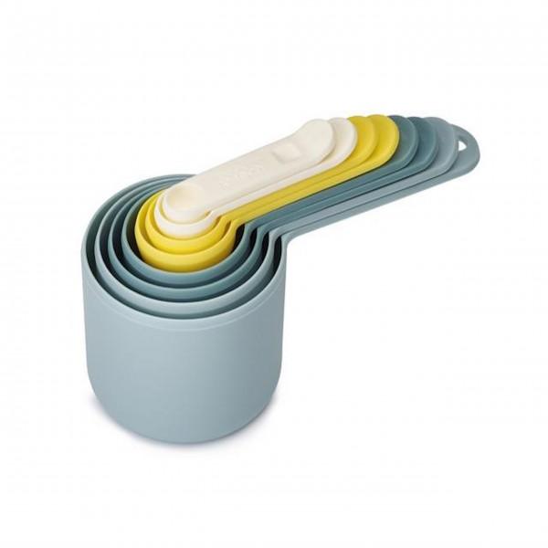 JosephJoseph-Messbehälter-Set-Nest-Measures-Opal-8-tlg.-40077-1