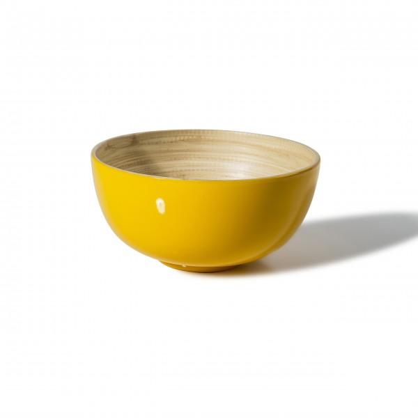 """bibol Suppenschüssel aus Bambus """"TIEN"""" - L (Soleil)"""