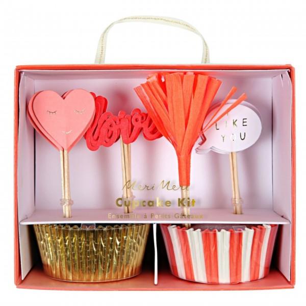 Cupcakeförmchen von Meri Meri