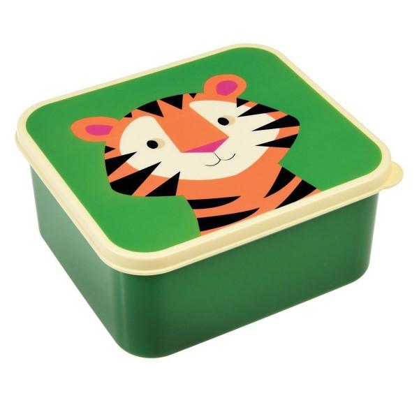 Tierisch süß: Snackbox mit Tiger