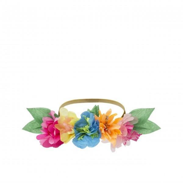 Blütenhaarband im Set - 6 Stk. (Bunt) von Meri Meri