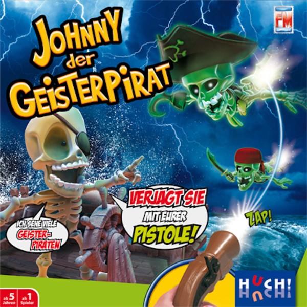 Johnny der Geisterpirat von HUCH!
