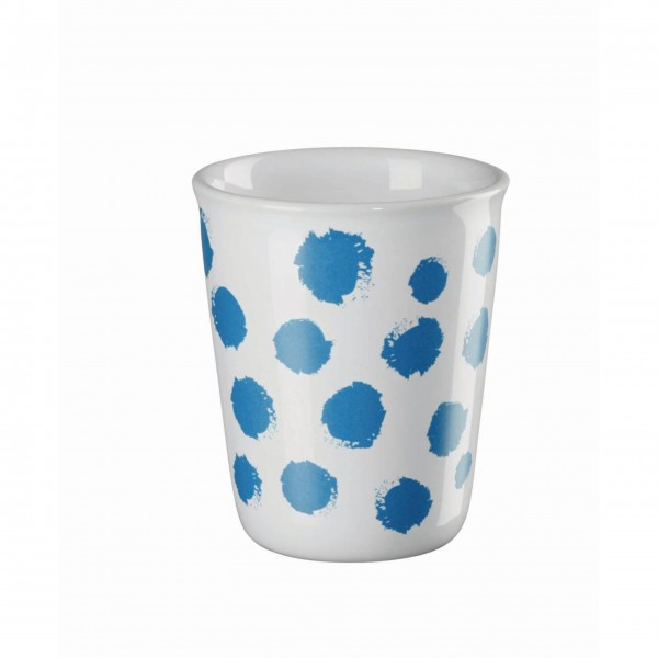 ASA Espresso Becher - 100 ml (Blau/Weiß)