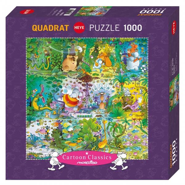 """Puzzle """"Wildlife"""" von HEYE"""