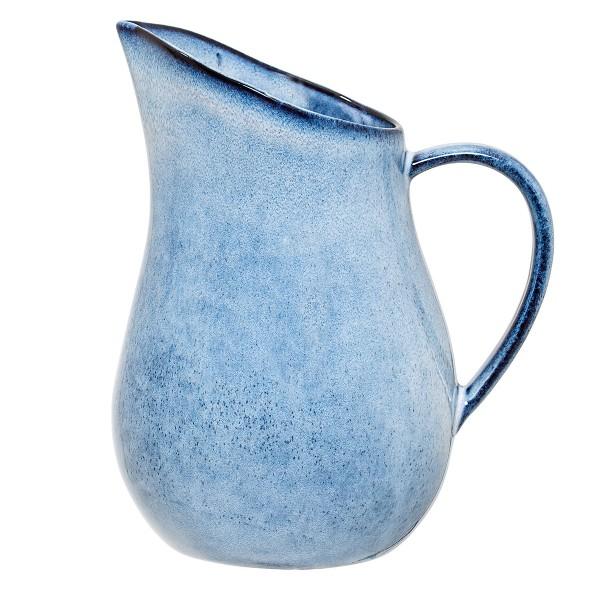 """Schöner Keramikkrug aus der """"Sandrine""""-Serie von Bloomingville"""