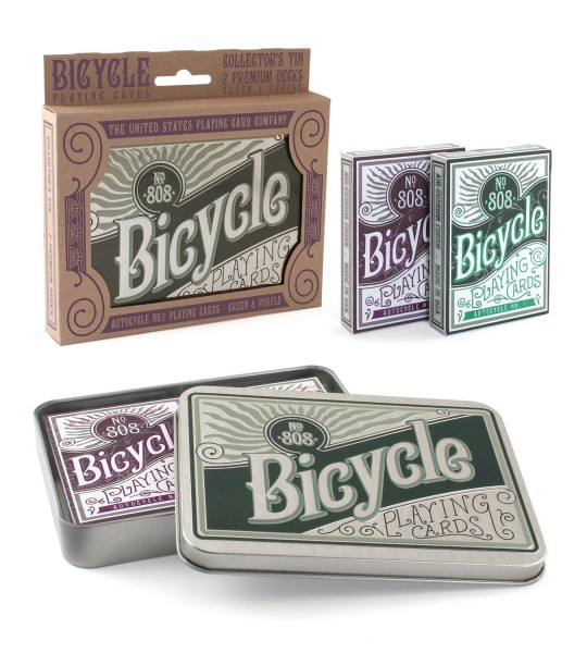 Autocycle No1 2-Pack in Blechdose