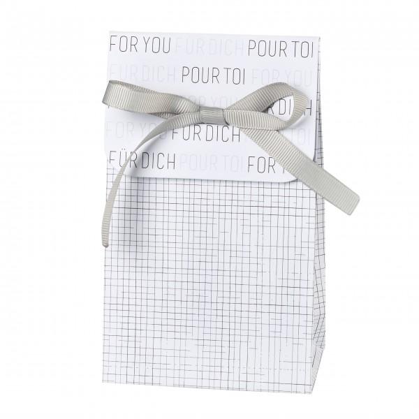 """Geschenktasche """"Für dich"""" - Klein von räder Design"""