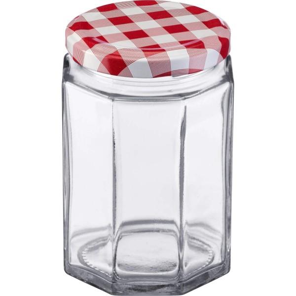 Westmark Einmach-Glas (Transparent/Eckig) - 288 ml