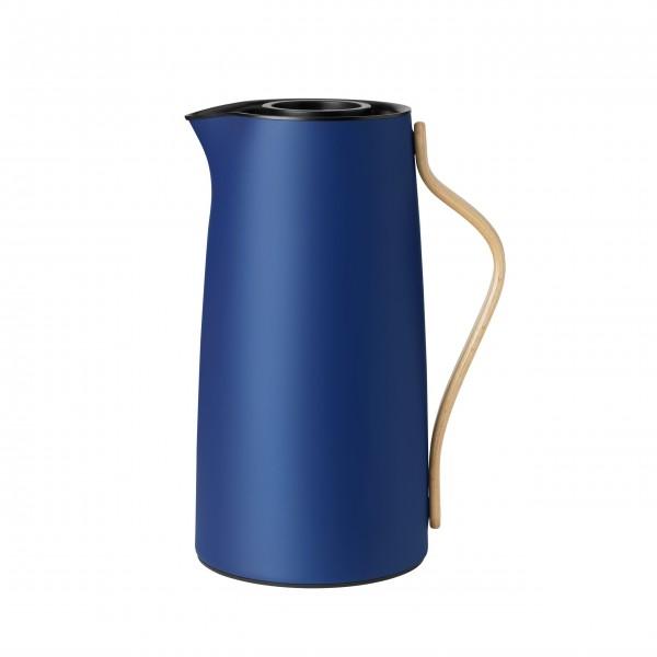 """Stelton Kaffeeisolierkanne """"Emma"""" - 1,2 l (Dark blue)"""