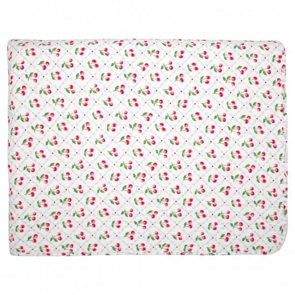 "GreenGate Quilt ""Cherie"" - 100x140cm (White)"