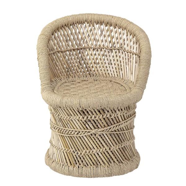 """Bloomingville Stuhl aus Bambus """"Natur"""" (Braun)"""