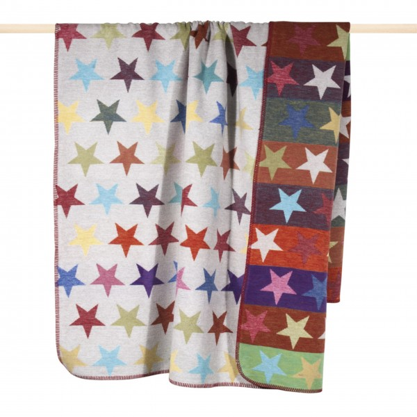 """Decke """"STARS"""" (Bunt) von pad"""