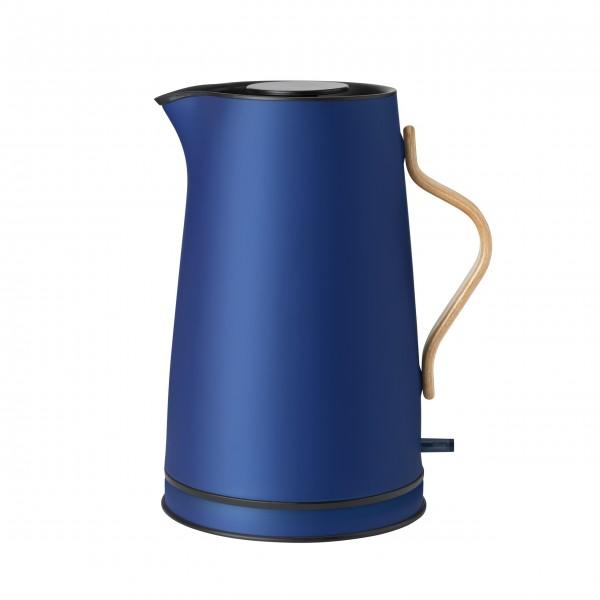 "Stelton Wasserkocher ""Emma "" - 1.2 l (Dark blue)"