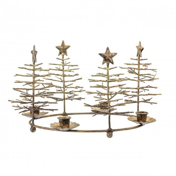 """Bloomingville Kerzenhalter """"Star"""" (Bronze)"""