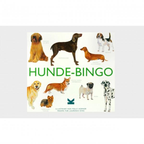 """Gesellschaftsspiel """"Hunde-Bingo"""" von Laurence King"""