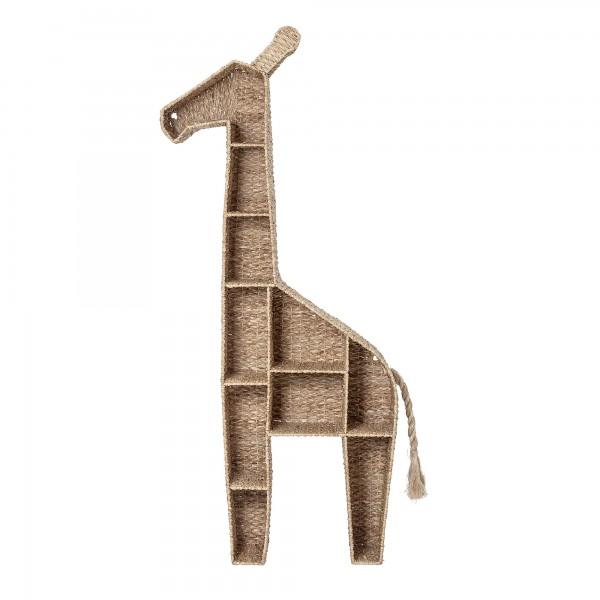 """Bloomingville Bücherregal """"Giraffe"""" (Braun)"""