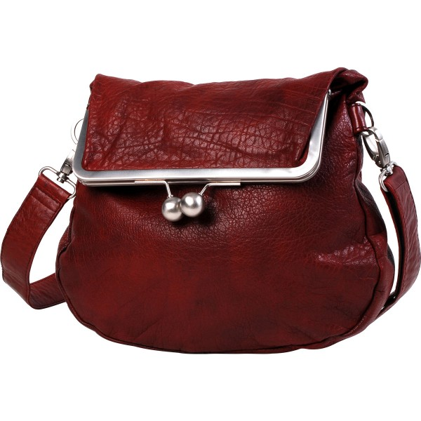 """Sticks and Stones Tasche """"Cannes"""" (Red)"""