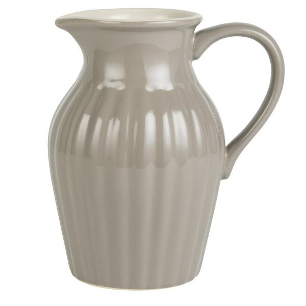 Schicke Keramikkanne aus der Mynte-Serie von Ib Laursen