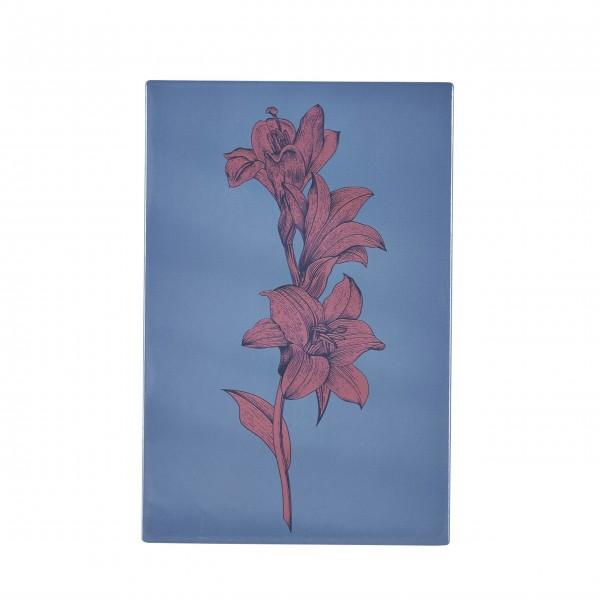 """Dekofliese """"Blume"""" von Bahne"""