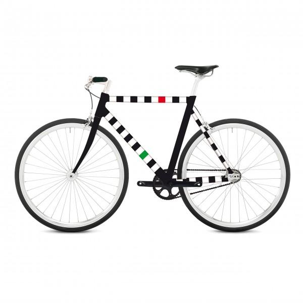 Pimpi your bike - mit der Klebefolie von Remember
