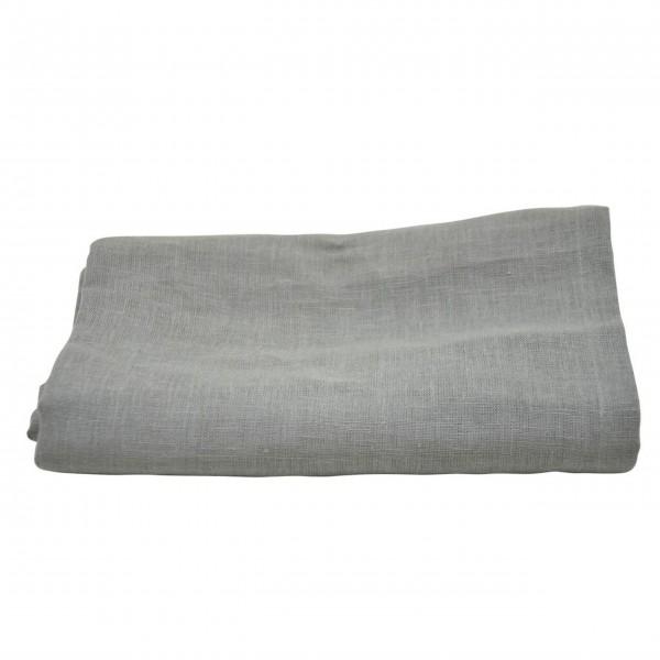 Tischläufer aus Leinen - 50x150 cm (Grau) von Solwang Design