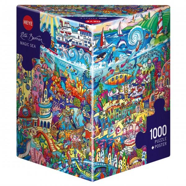 """Puzzle """"Magic Sea"""" von HEYE"""