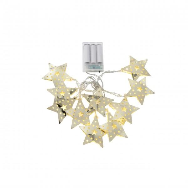 """Lichterkette """"Stern"""" - (Gold) von Gift Company"""