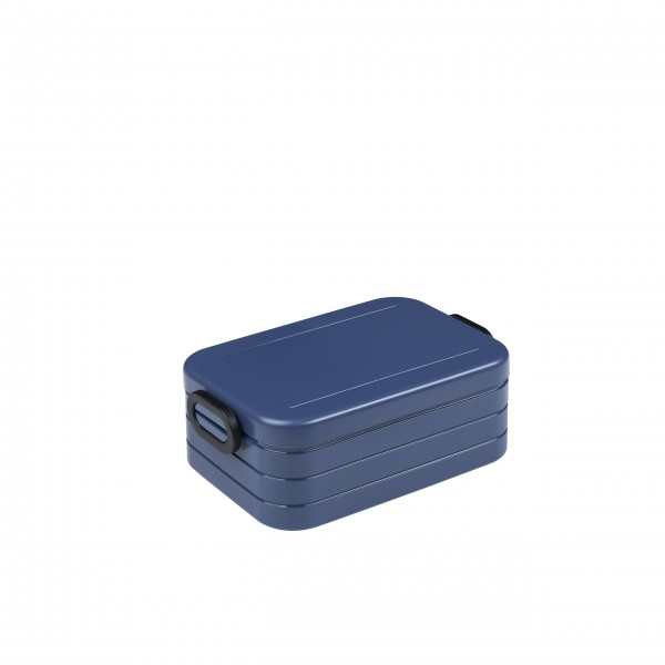"Mepal Kleine Bento-Lunchbox ""Take a break"" (Blau)"